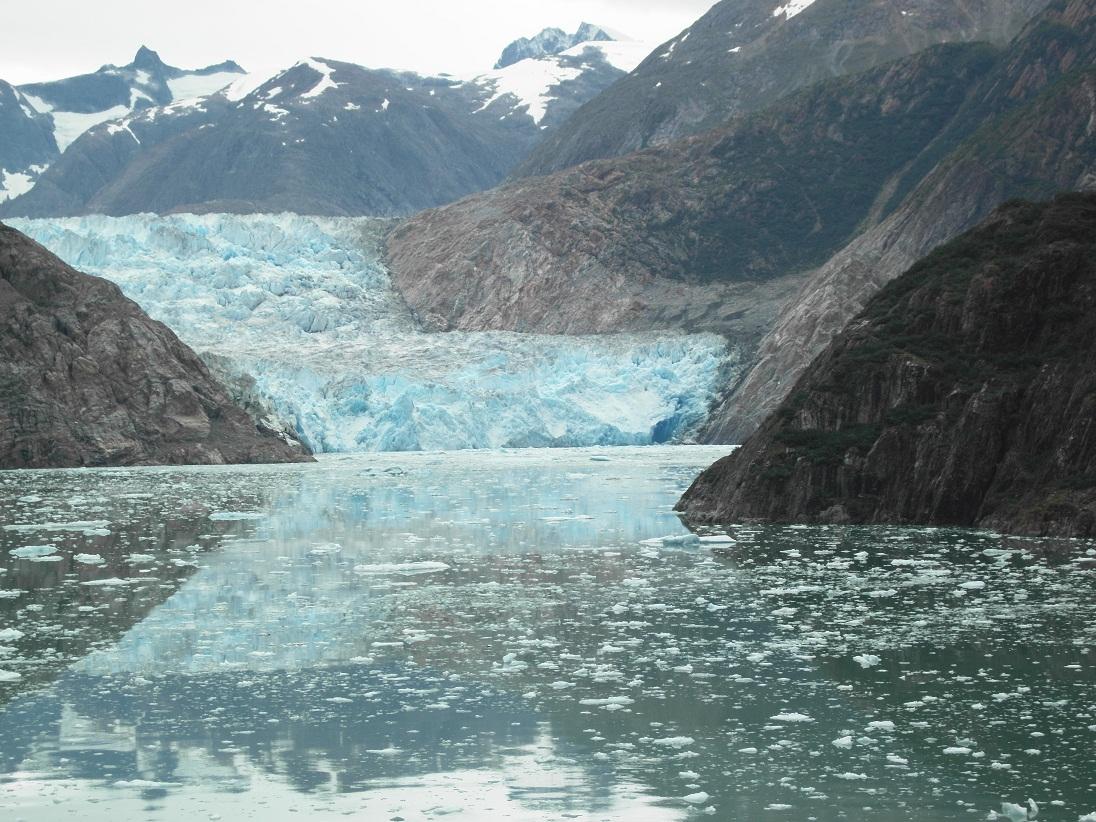 Glaciar Sawyer
